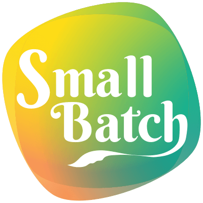 Small Batch Ltd Retina Logo
