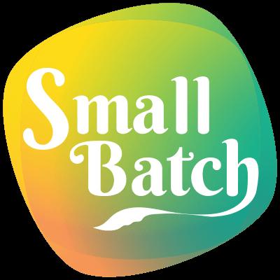 Small Batch Ltd Retina Logo